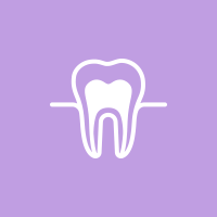 歯の根の治療